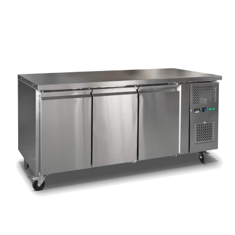 Underbar Bench Fridge Storage 3 door