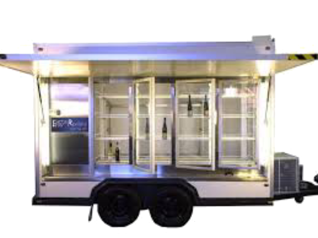 Bar Coolroom Mobile Four door