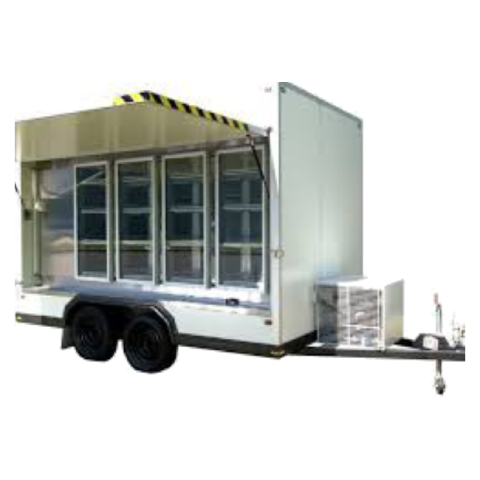 Bar Coolroom Mobile 4 door