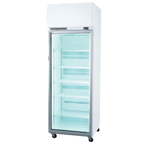 Display Fridge 1 door Upright