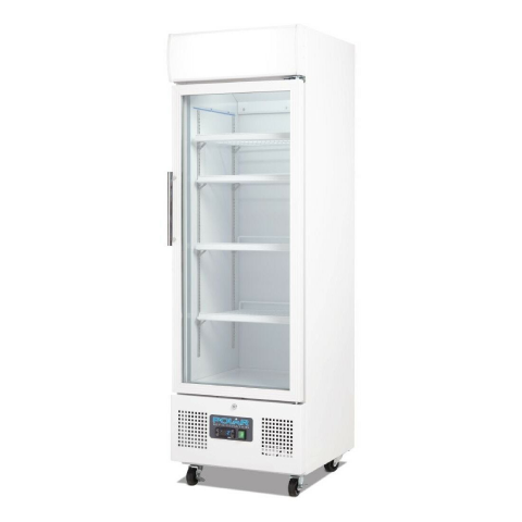 Display Fridge 1 door Low Height