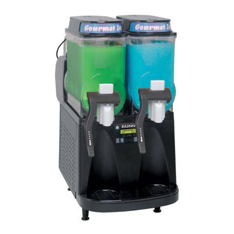 Granita Slushy Machine Two Bowl