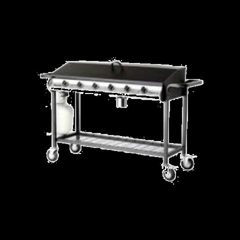 Bar-B-Q Plate 1.2m