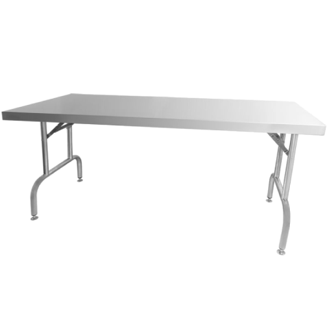 Event Table Stainless steel 1.8m