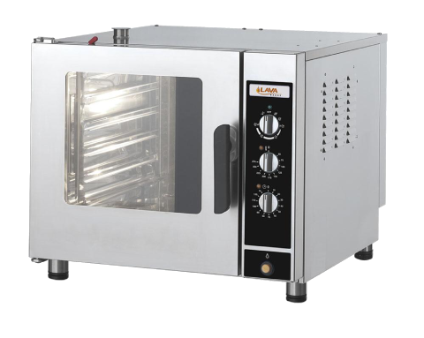 Combi Steamer 5 tray Electric Single Phase