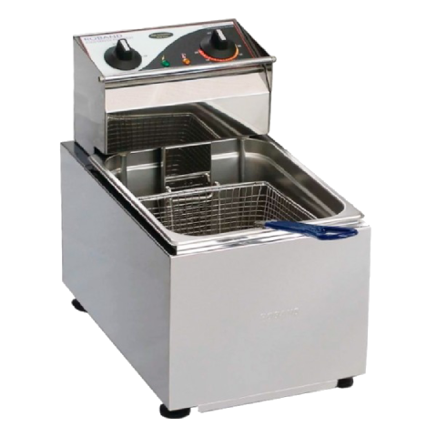 Fryer Benchtop Single Pan Electric